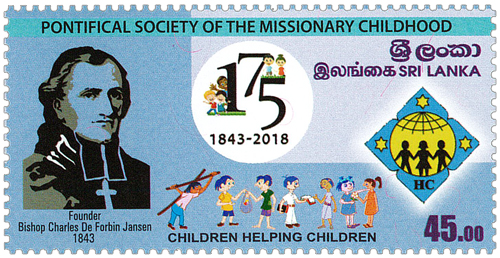 Pontifical Society Of the Missionary Childhood - 2018