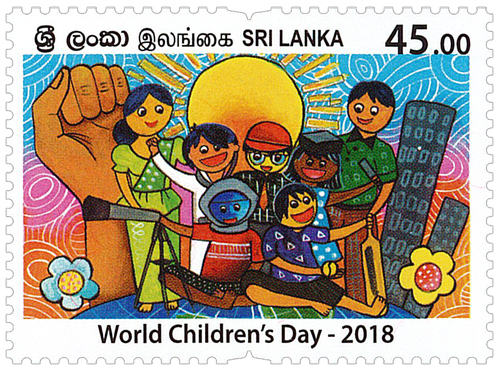 World Children's Day - 2018