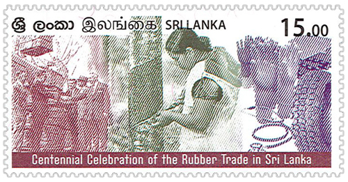 Centennial Celebaration of the Rubber Trade in Sri Lanka - 2018