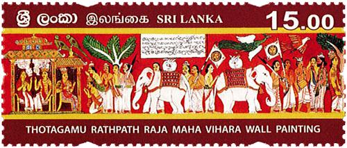 State Vesak Festival (Sri B.E. 2563) - 2019