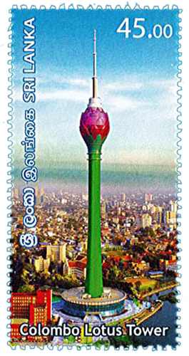 Colombo Lotus Tower - (2019)