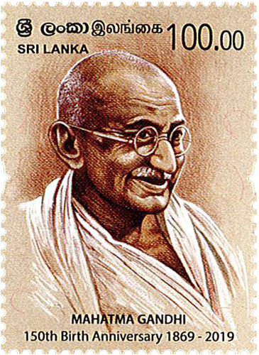Mahatma Gandhi 150 th Birth Anniversary(2/2) -2019