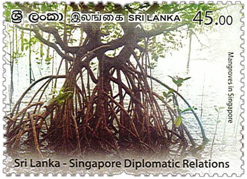 Sri Lanka - Singapore Diplomatic Relations (2021) 2/2